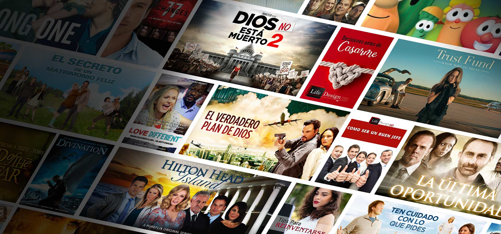 Spanish Faith and Family Movies | Pure Flix